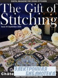The Gift of Stitching Issue 44
