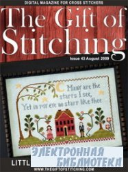 The Gift of Stitching Issue 43