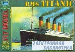 Fly Model 153 - RMS Titanic