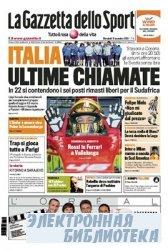 La Gazzetta dello Sport ( 18 11 2009 )