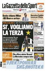 La Gazzetta dello Sport ( 17 11 2009 )