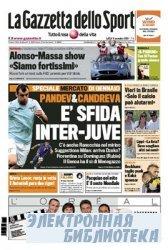 La Gazzetta dello Sport ( 16 11 2009 )
