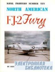 North American FJ-2 Fury (Naval Fighters Series No 10)