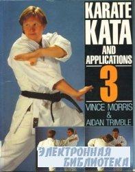 Karate Kata and Application Vol 3