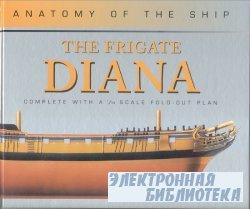 The Frigate Diana