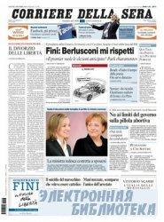 Corriere Della Sera  ( 03 12 2009 )
