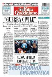 Il Fatto Quotidiano ( 27 11 2009 )