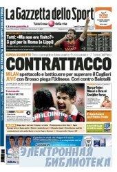 La Gazzetta dello Sport ( 23 11 2009 )