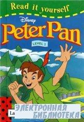Peter Pan (Ladybird Disney Easy Reader)