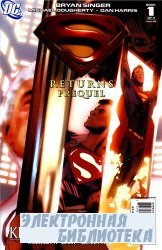 Superman: Secret Identity - № 1 KRYPTON TO EARTH
