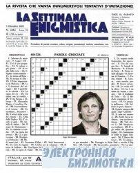 La Settimana Enigmistica № 4054 2009