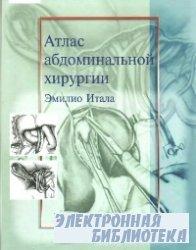 Атлас абдоминальной хирургии. Том 2