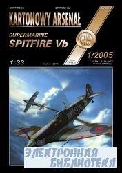 Spitfire Vb -Halinski Kartonowy Arsenal (1`2005)