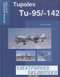 Tupolev Tu-95/-142 (Russian Aircraft in Action)