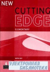 Cutting edge. Elementary. Workbook