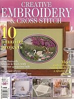 Creative Embroidery & Cross Stitch No.3 2009