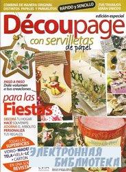 Decoupage con Servilletas espeсial 2009