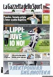 La Gazzetta dello Sport ( 22 12 2009 )