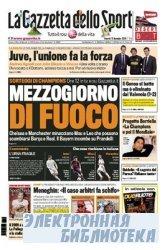 La Gazzetta dello Sport ( 18 12 2009 )