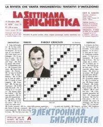 La Settimana Enigmistica № 4056 2009