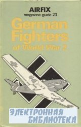 German fighters of World War 2 (Airfix magazine guide 23)