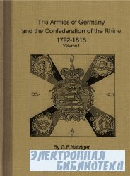 The armies of Germany and the Confederation of the Rhine, 1792-1815