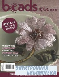 Beads etc - Issue 18, July 2008