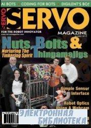 Servo Magazine №1 2010