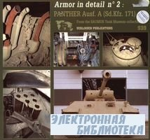 Armor in Detail No. 2: Panther Ausf. A (Sd.Kfz. 171)
