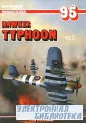 Hawker Typhoon Cz. 2