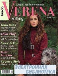 Verena Knitting Winter 2010