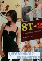 8T-2 Women Euro-American Fashion 2010