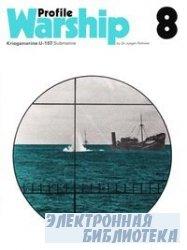 Kriegsmarine U-107 / Submarine (Warship Profile 8)