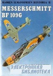 Messerschmitt BF 109G (Suomen Ilmavoimien Historia 6)