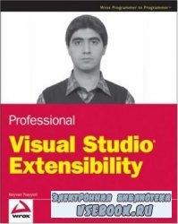 Professional Visual Studio 2008 Extensibility