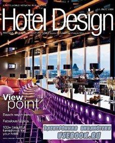 Hotel Design Magazine №7-8  2008