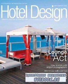 Hotel Design Magazine №9  2008