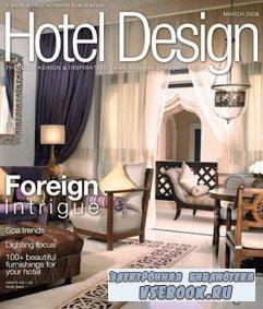 Hotel Design Magazine March 2008