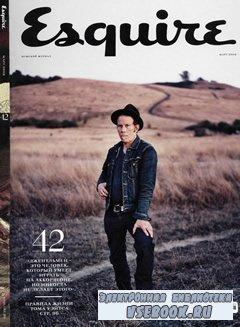 Esquire №3(42) (март 2009)