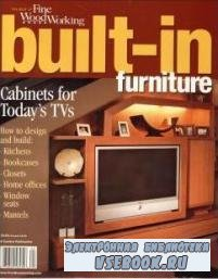 The Best of Fine Woodworking Built in Furniture