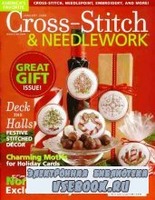 Cross Stitch & Needlework январь 2008