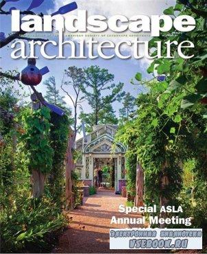Landscape Architecture №9 2009