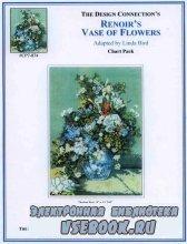 СР7-874-Renoir's Vase of Flowers