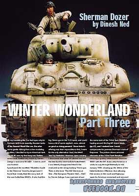 AFV Modeller - Issue 02 - 8 - Winter Wonderland Part 3. Sherman Dozer