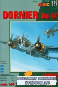GPM #004_Средний бомбардировщик Dornier Do-17Z-2