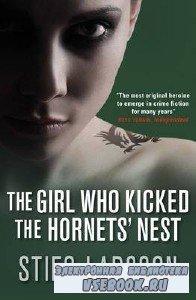 Stieg Larsson.  The Girl Who Kicked the Hornet's Nest / Девушка, разворошившая осиное гнездо (Audio)