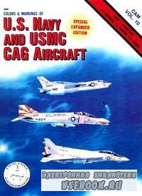 US Navy and USMC CAG Aircraft (C&M №10)