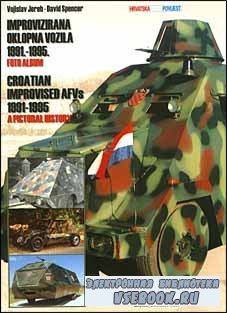 Croatian Improvised AFV's 1991-1995: a pictorial history