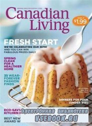 Canadian Living  № 04 2010