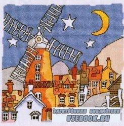Michael Powell Cross Stitch Art подборка схем №3